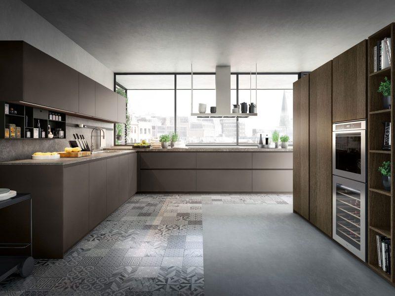 Cuisine Pascal Beaulaigue collection Oise - Agencement 43 Riotord, dressing salle de bain cuisine