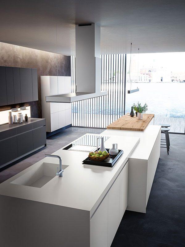 Cuisine Pascal Beaulaigue collection T43 Yonne - Agencement 43 Riotord, dressing salle de bain cuisine